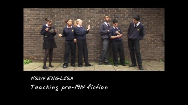KS3/4 English – Teaching Pre-1914 Fiction