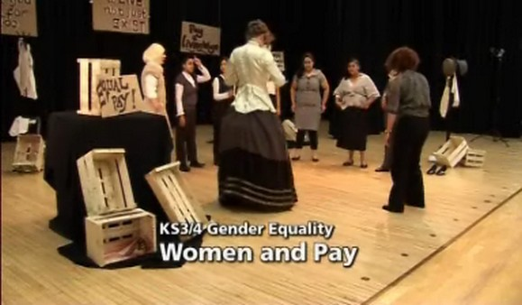 KS3/4 Gender Equality – Women and Pay