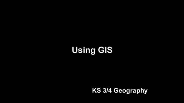 KS3/4 Geography – Using GIS