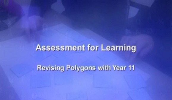 KS3/4 Maths – Assessment for Learning in Maths: Revising Polygons with Year 11