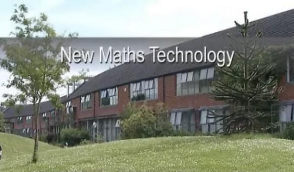 KS3/4 Maths – New Maths Technology – In the Classroom