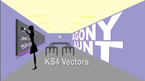 KS3/4 Maths – Vectors