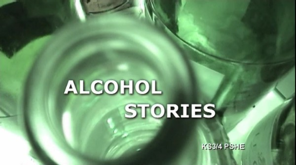 KS3/4 PSHE – Alcohol Stories