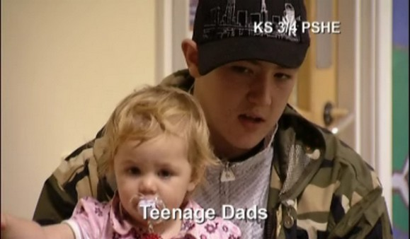 KS3/4 PSHE – Teenage Dads