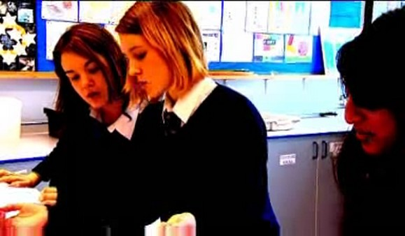 KS3/4 Science – Girls in Physics