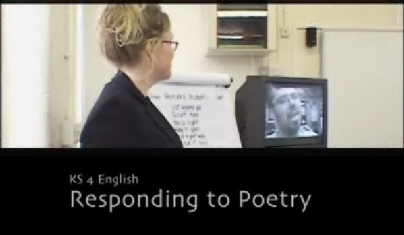 KS4 English – Responding to Poetry