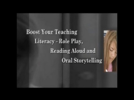 Literacy – Role Play, Reading Aloud and Oral Storytelling