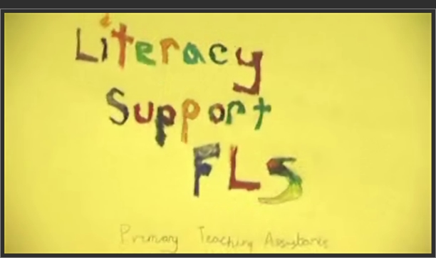 Literacy Support