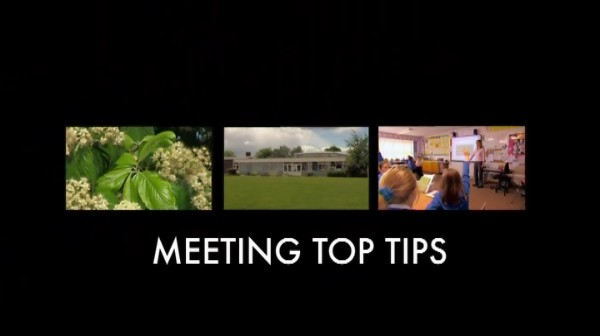 Meeting Top Tips – Effective Meetings: Making Your Voice Heard