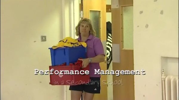 Performance Management – In a Secondary School