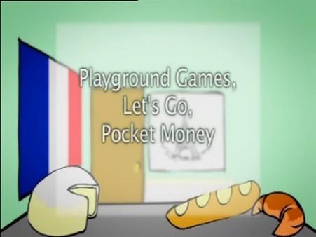 Playground Games, Let's Go, Pocket Money