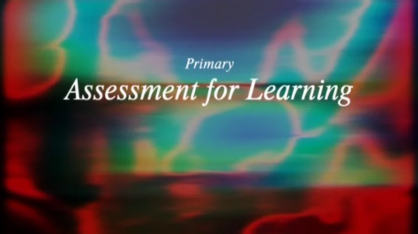 Primary Assessment for Learning – Collaborative Learning
