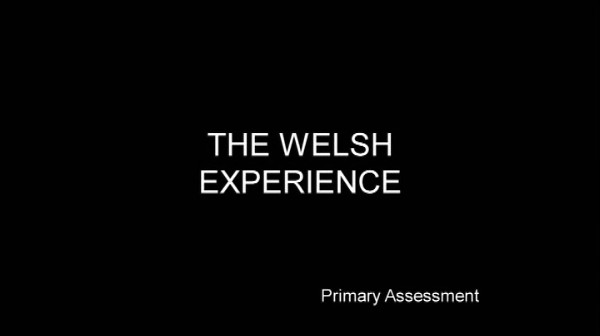 Primary Assessment – The Welsh Experience