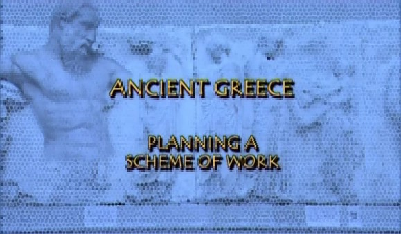 Primary Cross Curricular – Ancient Greece: Planning a Scheme of Work