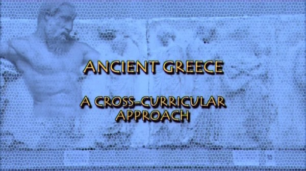 Primary Cross Curricular – Ancient Greece: A Cross-Curricular Approach