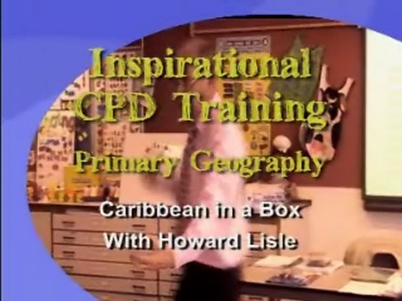 Primary Geography – Caribbean in a Box with Howard Lisle