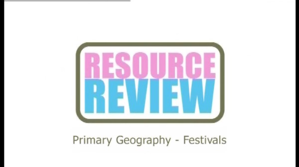 Primary Geography: Festivals