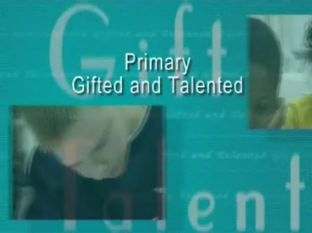 Primary Gifted and Talented – Classroom Practice