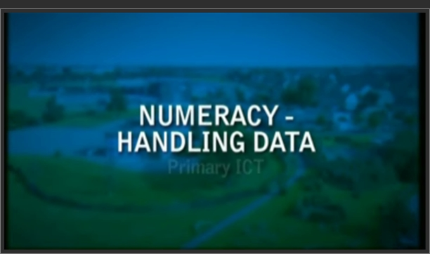Primary ICT – Numeracy – Handling Data