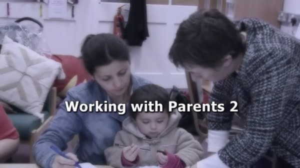 Primary – Involving Parents