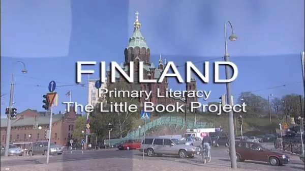 Primary Literacy – The Little Book Project