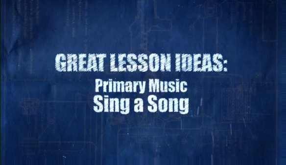 Primary Music – Sing a Song
