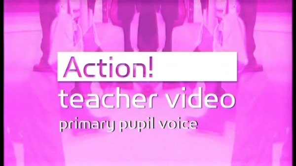 Primary Pupil Voice