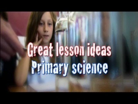 Primary Science: Forces and Motion Activities