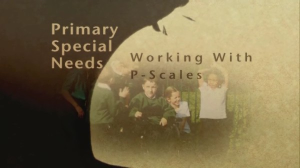 Primary Special Needs – Working with P-Scales