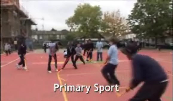 Primary Sport – Rules of the Game