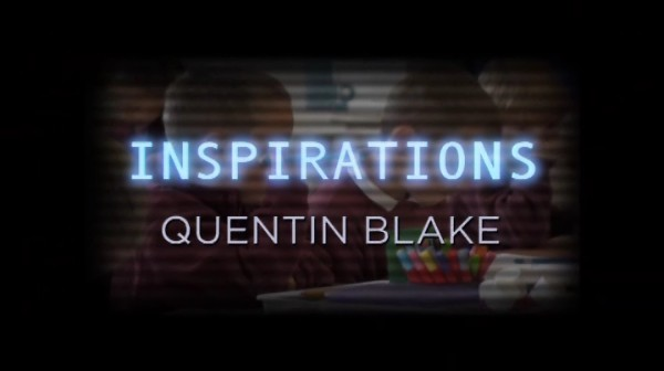 Quentin Blake – The Power of Illustration