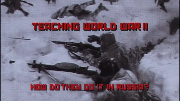 Russia – Teaching World War II