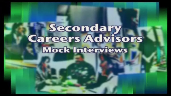 Secondary Careers Advisors – Mock Interviews