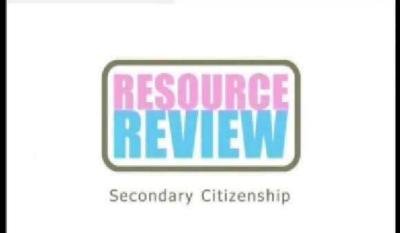 Secondary Citizenship