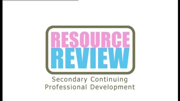Secondary CPD Resources