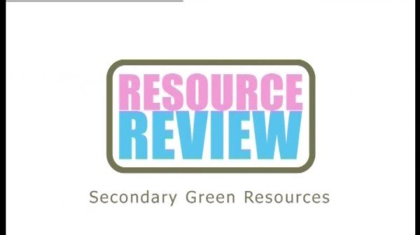 Secondary Green Resources