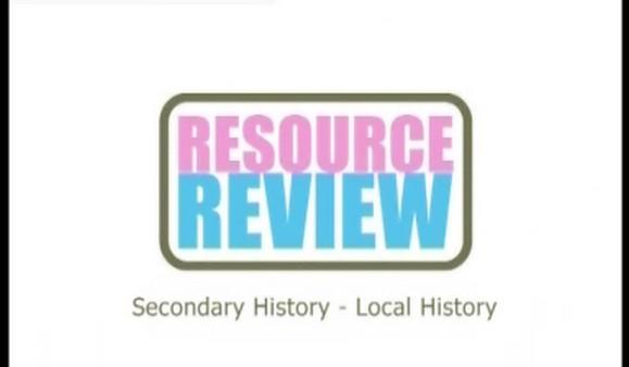Secondary History: Local History