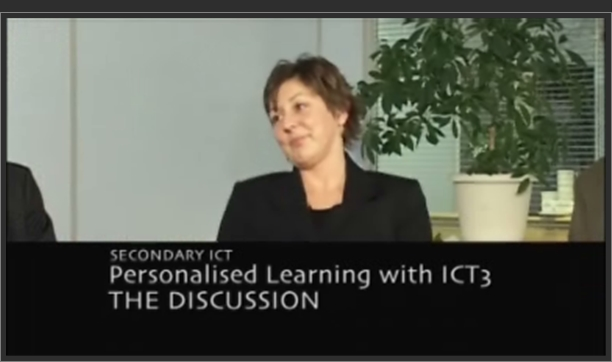 Secondary ICT – Personalised Learning with ICT 3