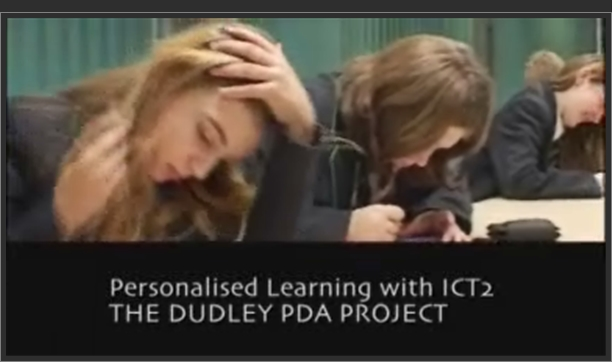 Secondary ICT – Personalised Learning with ICT 2