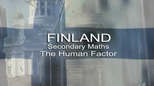 Secondary Maths – The Human Factor