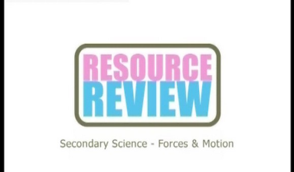 Secondary Science: Forces and Motion