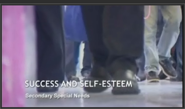 Secondary Special Needs – Success and Self Esteem