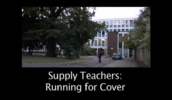 Secondary Supply Teachers – Running for Cover