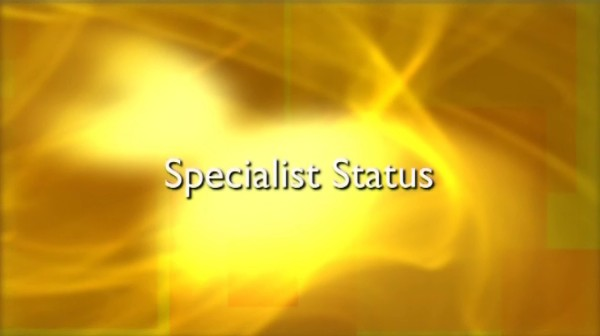 Specialist Status