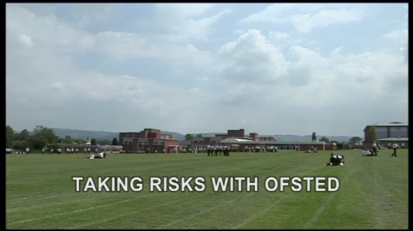 Taking Risks with Ofsted