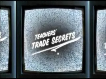 Teachers' Trade Secrets