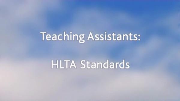 Teaching Assistants – HLTA Standards