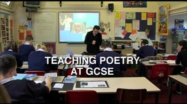 Teaching Poetry at GCSE