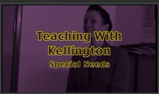 Teaching With> – Kellington: Special Needs