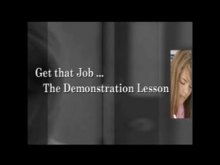 The Demonstration Lesson